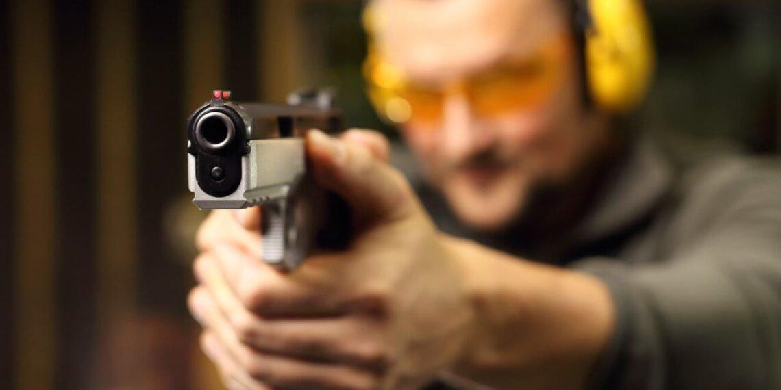 purchasing a gun