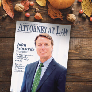 Attorney at Law Magazine NC Triangle Vol. 7 No. 5