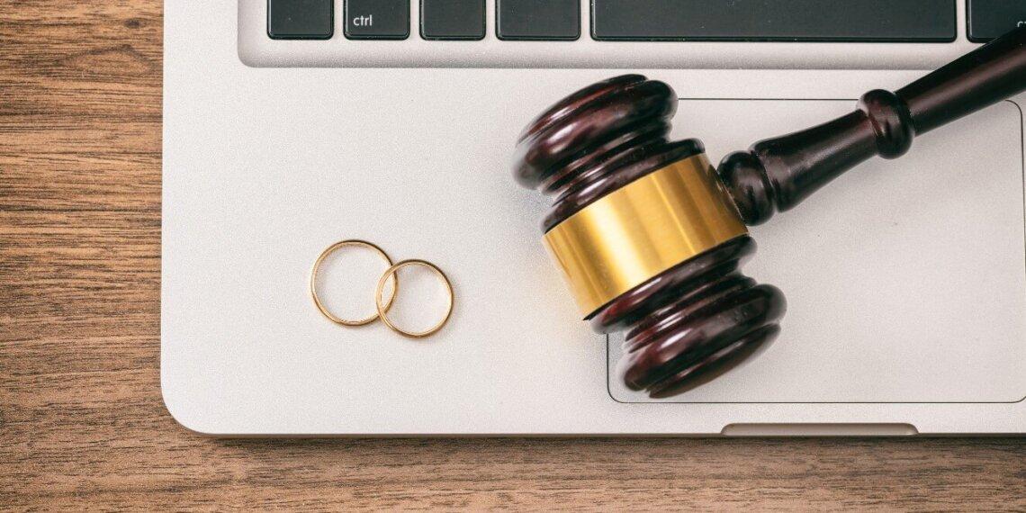 divorce papers online