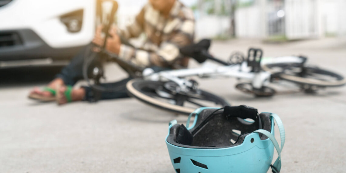 What to Do if You're Involved in a Bike Crash