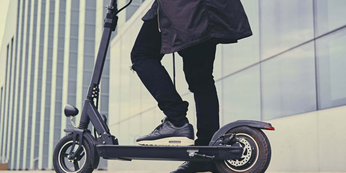 Who's at Fault in an Electric Scooter Accident? How to File Your Claim