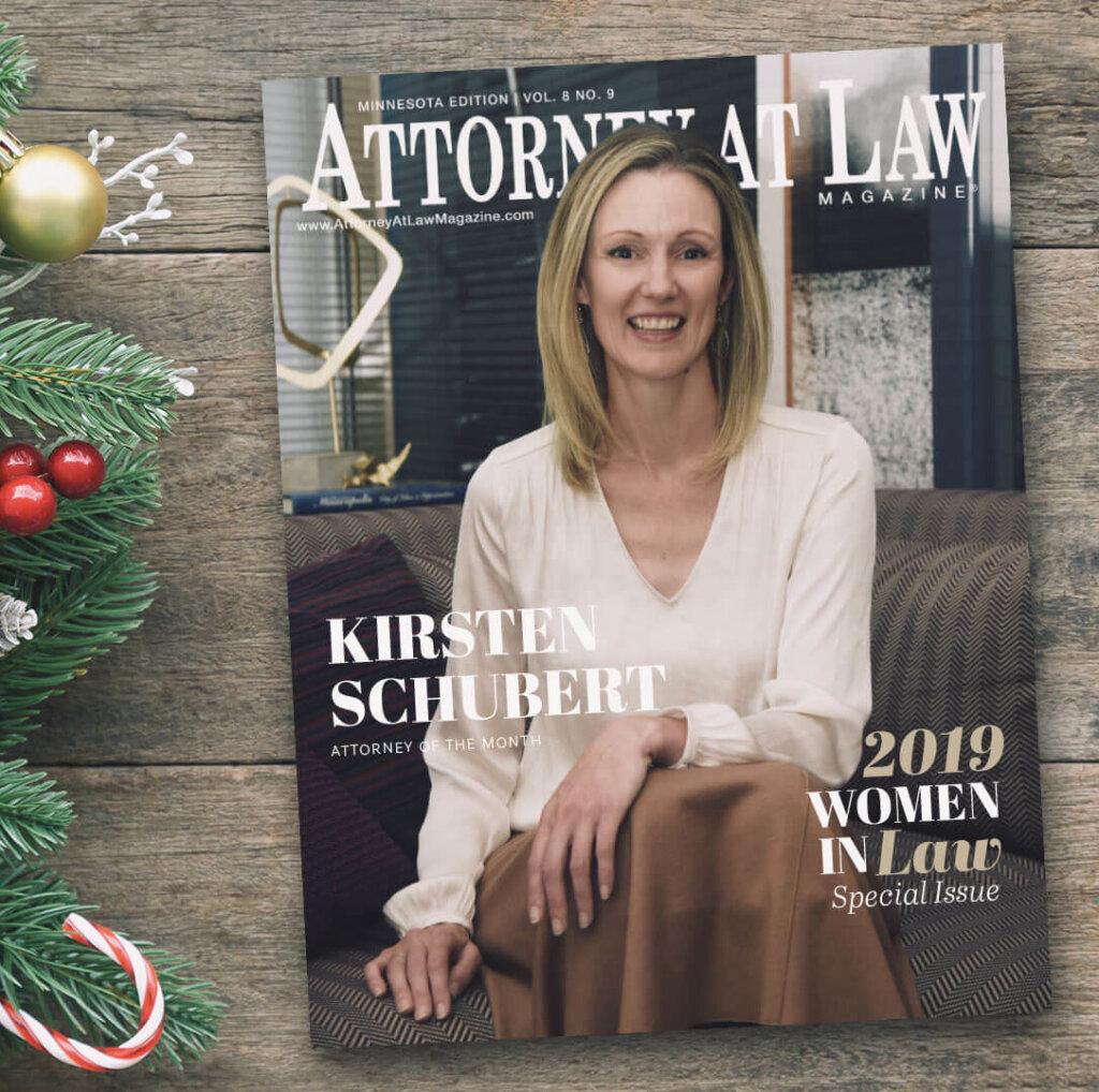 Attorney at Law Magazine Minnesota Vol. 8 No. 9