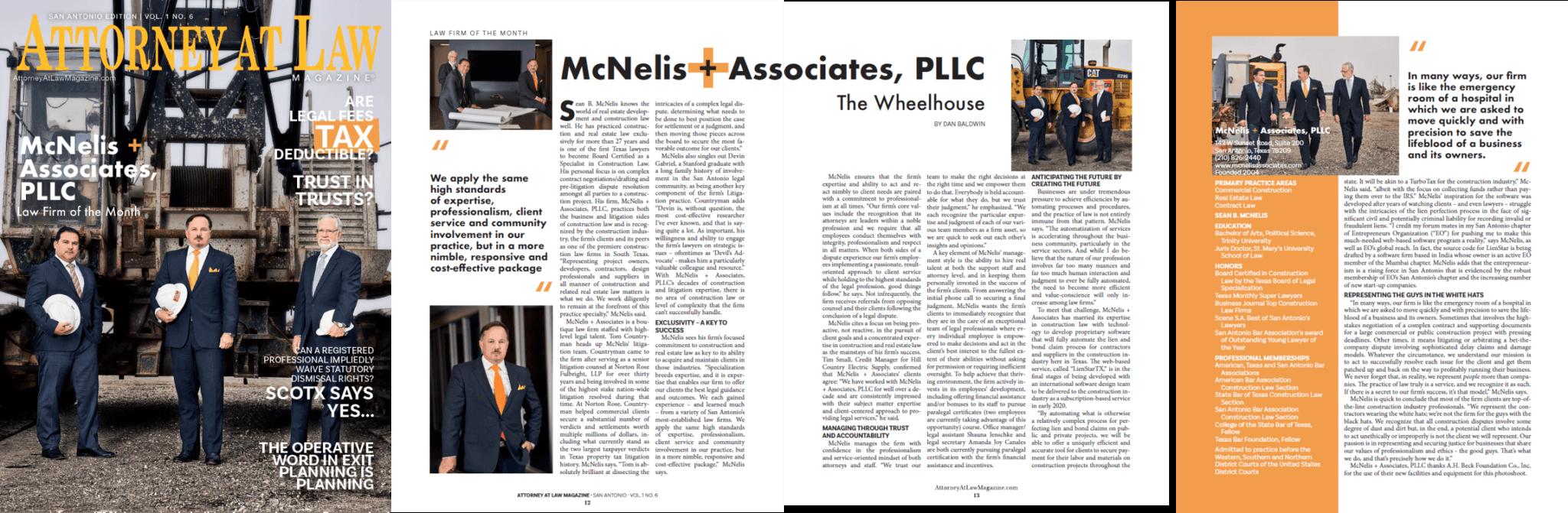 McNelis + Associates PLLC