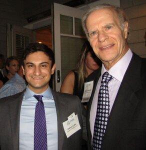 Joshua Latin and Barry Schreiber