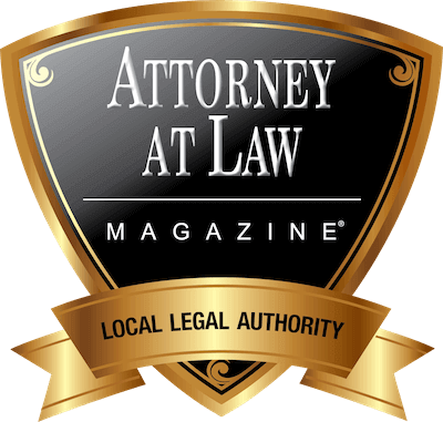Local Legal Authority Badge