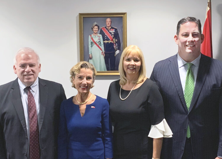 Norwegian Honorary Consulate for Illinois Opens at Greensfelder in Chicago