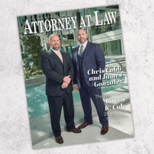Attorney at Law Magazine First Coast Vol. 5 No. 1