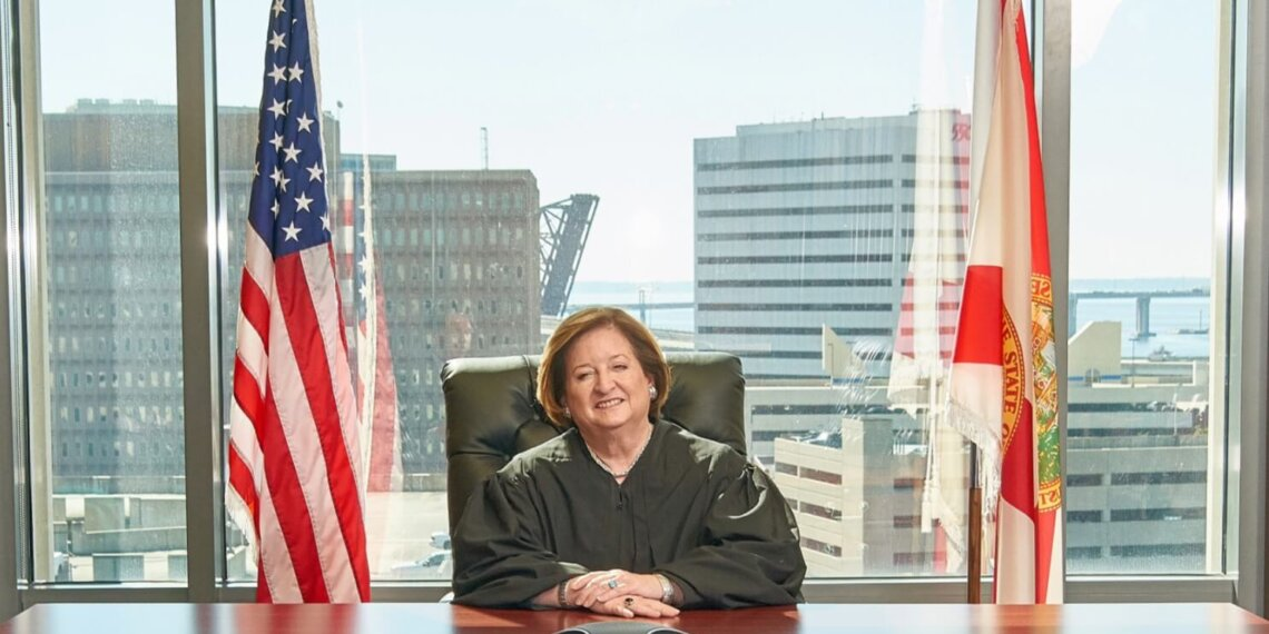 The Honorable Karen K. Cole