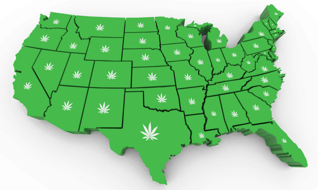 State Cannabis Laws