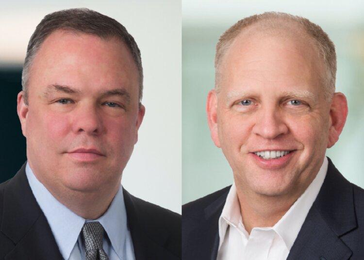 Thomas Klanderman and Michael Pickett