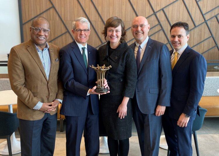 U.S. Bank's Law Division Honors Morgan, Lewis & Bockius LLP