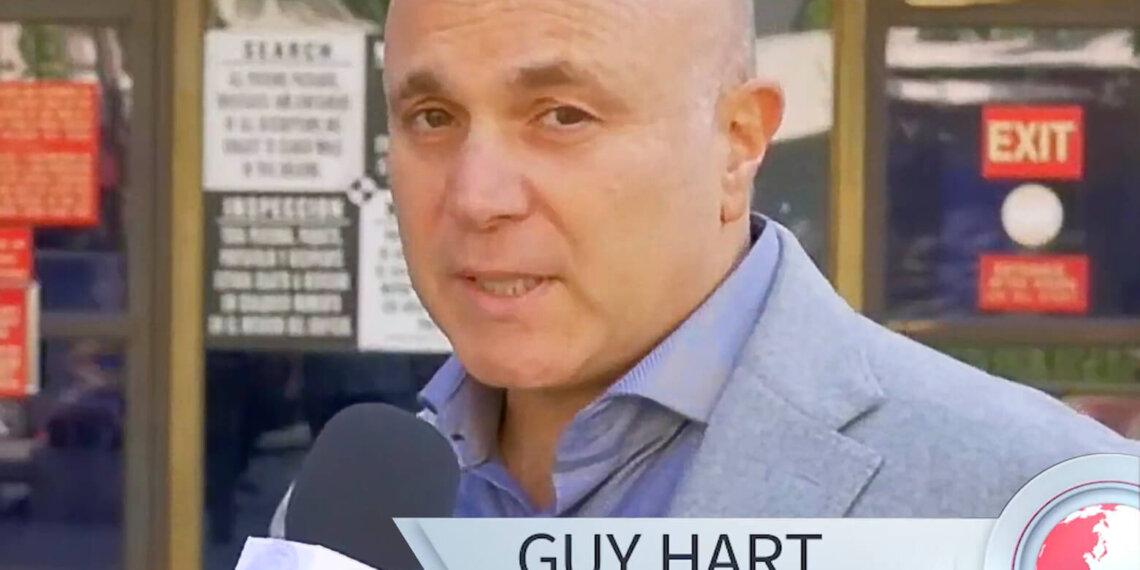 Guy Hart of Elder Senior Court