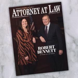 Attorney at Law Magazine Minnesota Vol. 9 No. 3