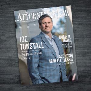 Attorney at Law Magazine NC Triangle Vol 8 No 1