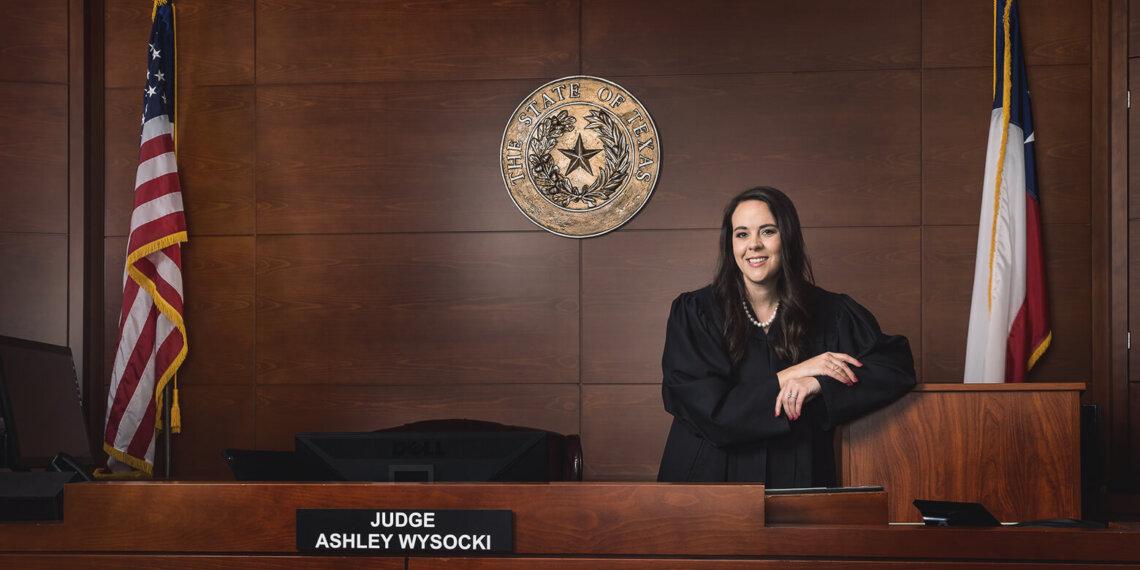 Judge Ashley Wysocki