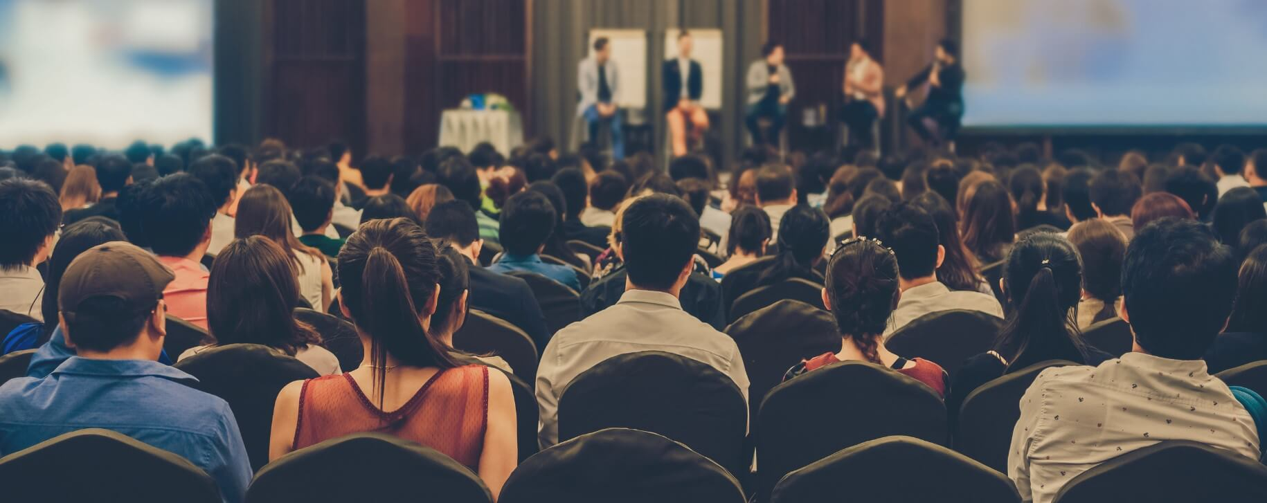 panel seminar conference