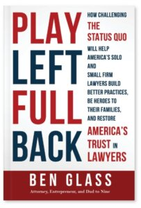 Play Left Full Back by Ben Glass