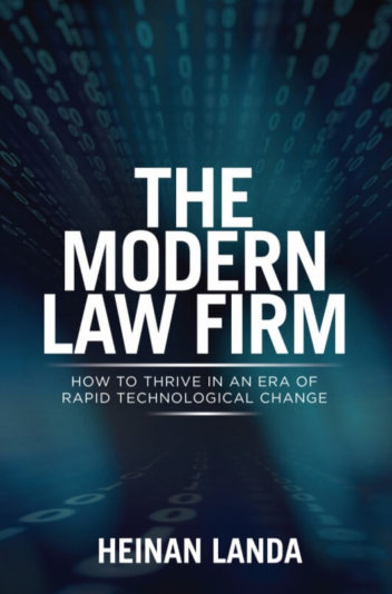 The Modern Law Firm book