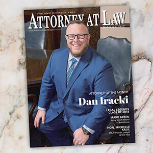 Attorney at Law Magazine First Coast Vol. 3 No. 3