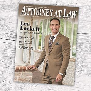 Attorney at Law Magazine First Coast Vol. 3 No. 4