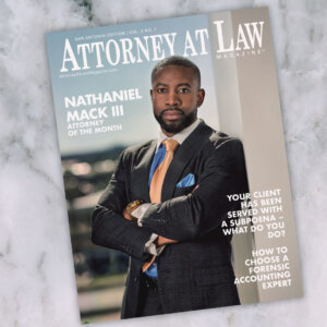 Attorney at Law Magazine San Antonio Vol. 2 No. 1