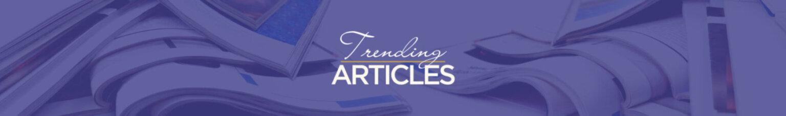 trending articles