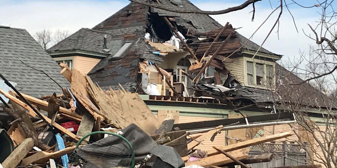 What to do After a Tornado Destroys Your House