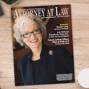 Attorney at Law Magazine Dallas Premiere