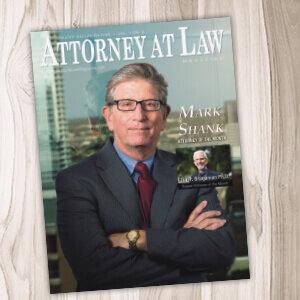Attorney at Law Magazine Dallas Vol. 1 No. 4