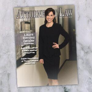 Attorney at Law Magazine Dallas Vol. 2 No. 2