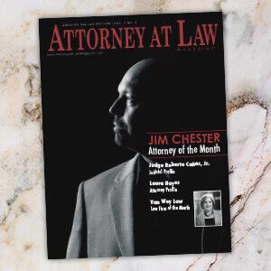 Attorney at Law Magazine Dallas Vol. 2 No. 3