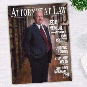 Attorney at Law Magazine Dallas Vol. 3 No. 3