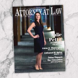 Attorney at Law Magazine Dallas Vol. 3 No. 4