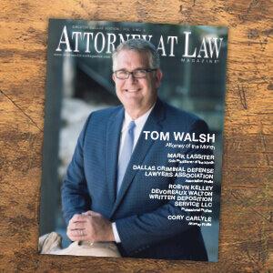 Attorney at Law Magazine Dallas Vol. 4 No. 4