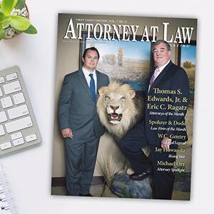 Attorney at Law Magazine First Coast Vol. 1 No. 2