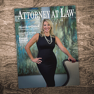 Attorney at Law Magazine First Coast Vol. 1 No. 3