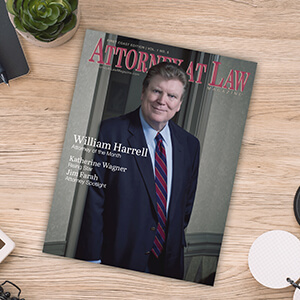 Attorney at Law Magazine First Coast Vol. 1 No. 5