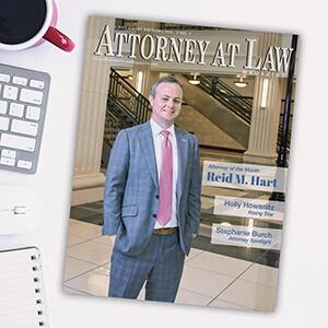 Attorney at Law Magazine First Coast Vol. 2 No. 1