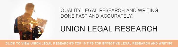 Union Legal Research