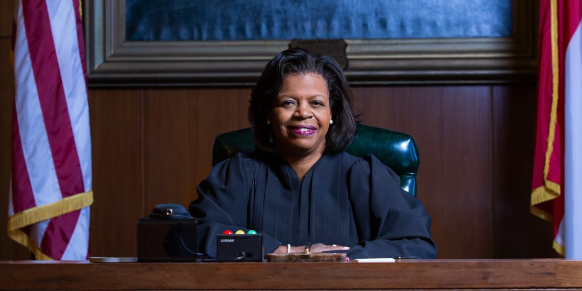 SCONC Chief Justice Cheri Beasley Delivered Her 2020 State of the Judiciary