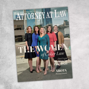 Attorney at Law Magazine First Coast Vol. 5 No. 3