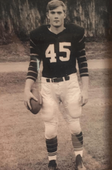 Bruce B. May Princeton Football