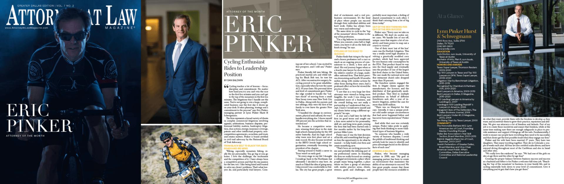 Eric Pinker