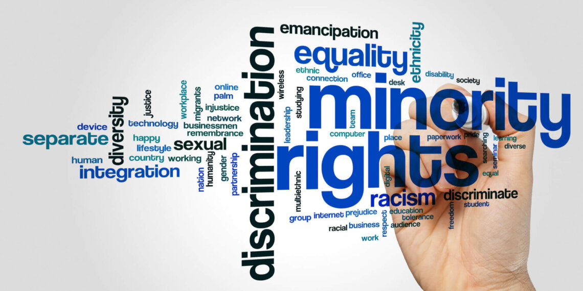 How Minorities Choose Their Legal Counsel