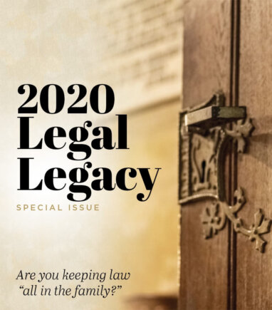 Legal Legacy Special Issue