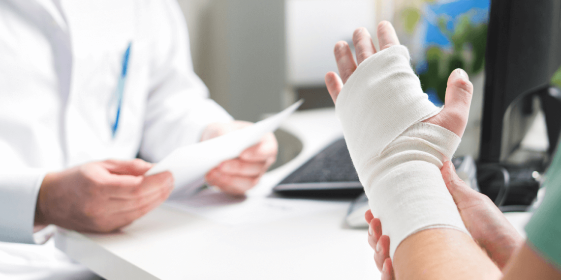 six types of personal injuries