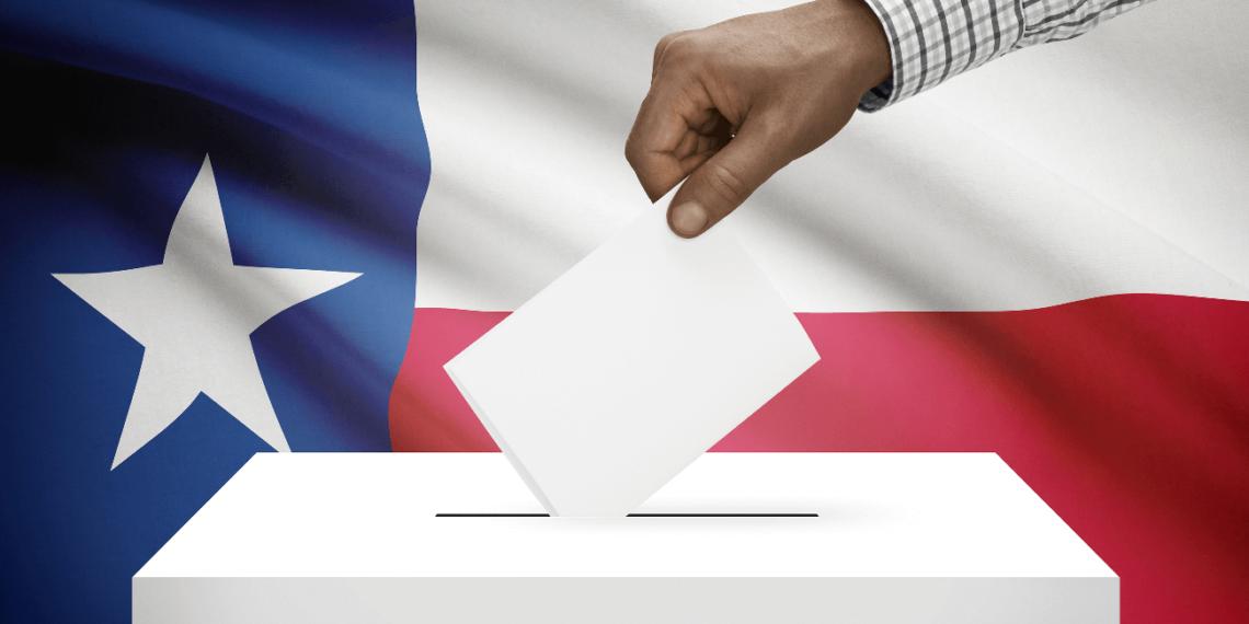 Texas Mail-In Ballot Case
