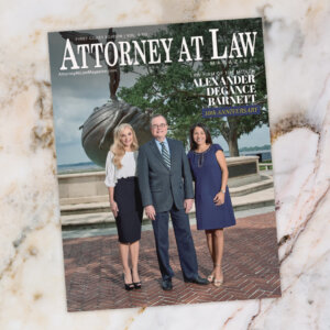 Attorney at Law Magazine First Coast Vol. 5 No. 4