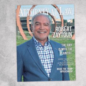 Attorney at Law Magazine North Carolina Triangle Vol. 8 No. 2