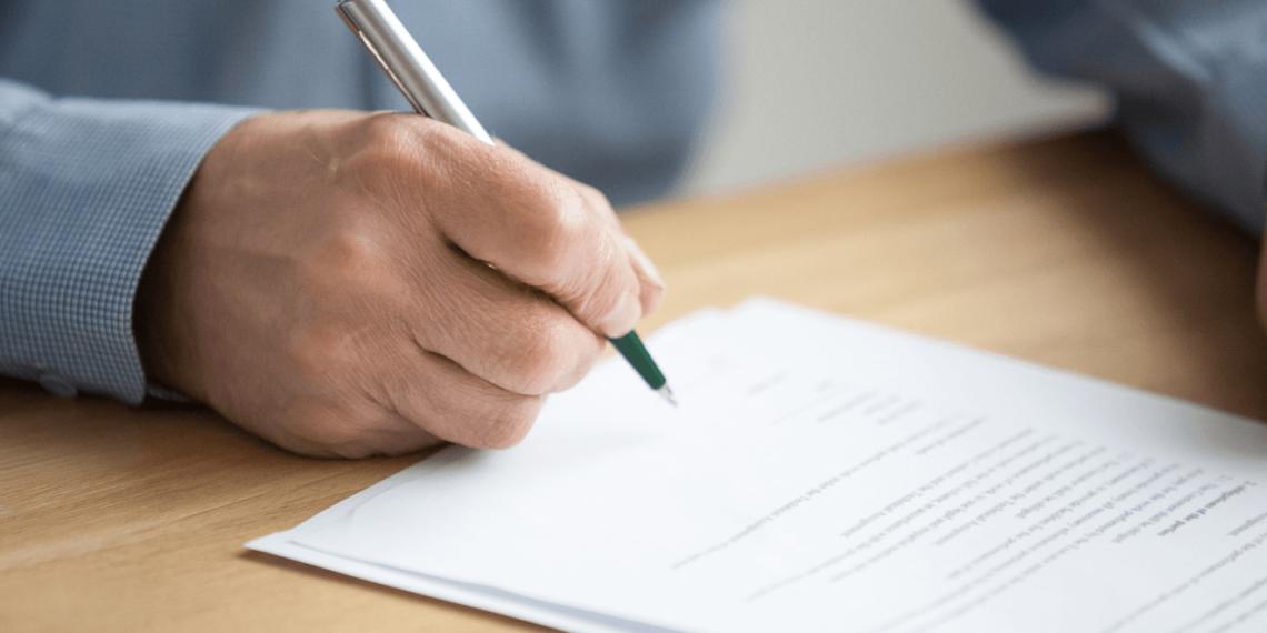 statutory demand for insurance